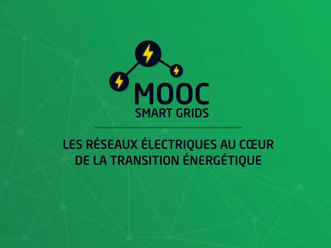 Formation vidéo MOOC SmartGrid